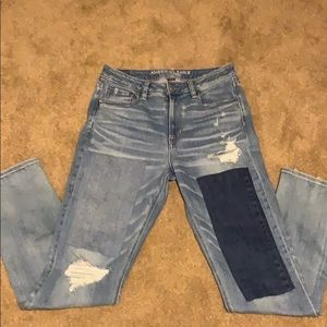 American Eagle Vintage Hi-Rise Slim Pants